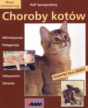 Okładka książki Choroby kotów