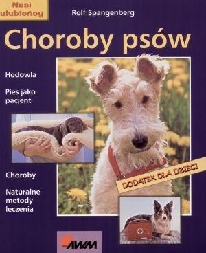 Okładka książki Choroby psów