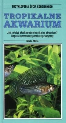 Okładka książki Tropikalne akwarium