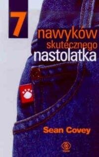 Okładka książki 7 nawyków skutecznego nastolatka