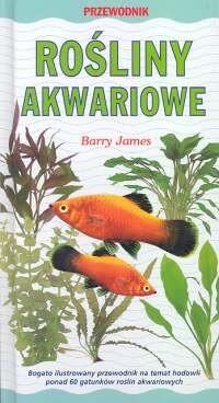 Okładka książki Rośliny akwariowe