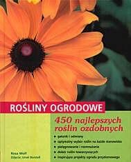 Okładka książki Rośliny ogrodowe 450 najlepszych roślin ozdobnych