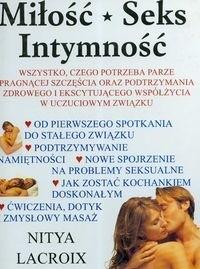 Okładka książki Miłość seks intymność