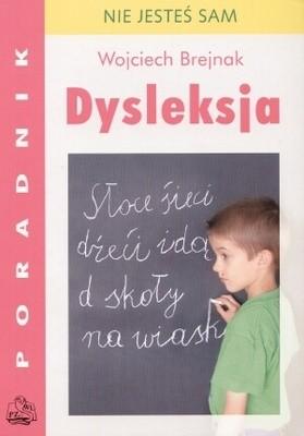 Okładka książki Dysleksja