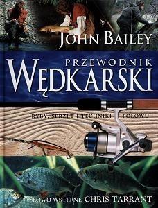 Okładka książki Przewodnik wędkarski