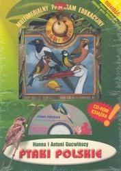 Okładka książki Ptaki polskie