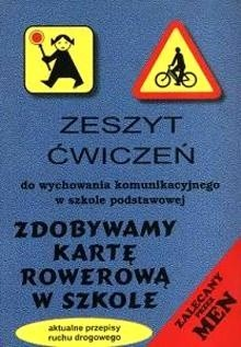 Okładka książki Zdobywamy kartę row.ćw.