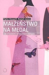 Okładka książki Małżeństwo na medal