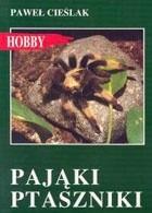 Okładka książki Pająki ptaszniki