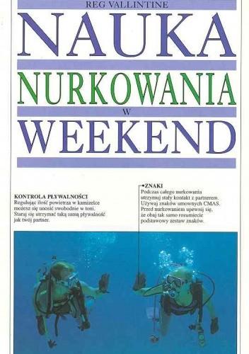 Okładka książki Nauka nurkowania w weekend