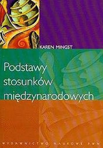 Okładka książki Podstawy stosunków międzynarodowych