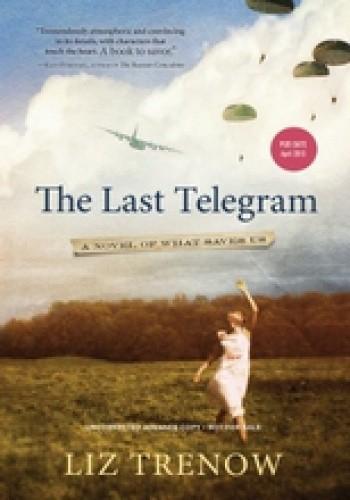 Okładka książki The Last Telegram