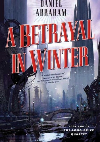 Okładka książki A Betrayal In Winter