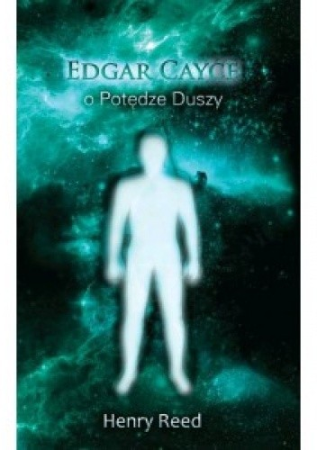 Okładka książki Edgar Cayce o potędze duszy