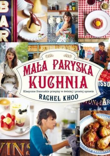 Okładka książki Mała paryska kuchnia