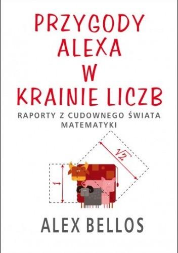 Okładka książki Przygody Alexa w krainie liczb