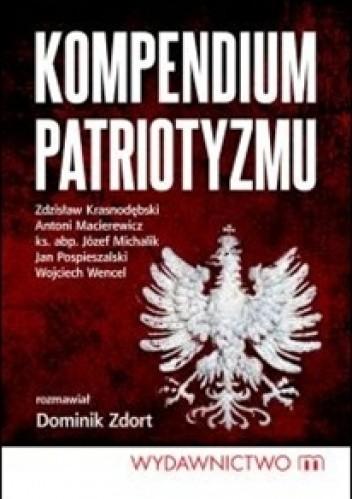 Okładka książki Kompendium patriotyzmu
