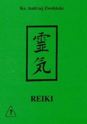 Okładka książki REIKI - deszcz bezimiennej energii