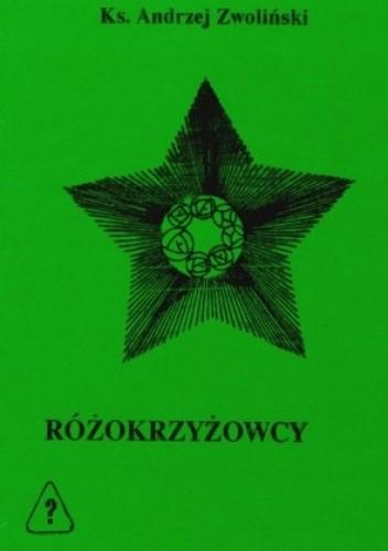 Okładka książki RÓŻOKRZYŻOWCY - tajemnice alchemii duchowej