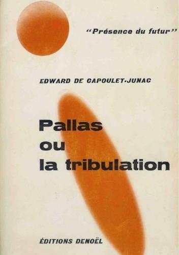 Okładka książki Pallas ou la tribulation