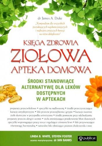 Okładka książki Księga zdrowia. Ziołowa apteka domowa