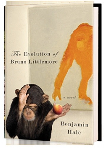 Okładka książki The Evolution of Bruno Littlemore