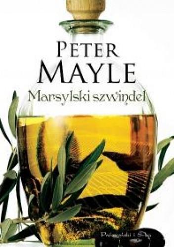 Okładka książki Marsylski szwindel