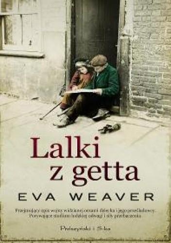 Okładka książki Lalki z getta