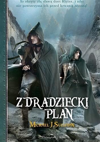 Okładka książki Zdradziecki plan