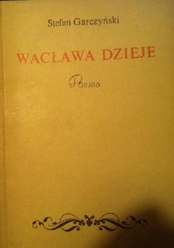 Okładka książki Wacława dzieje