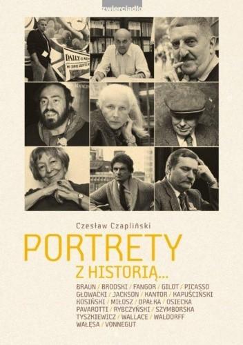 Okładka książki Portrety z historią