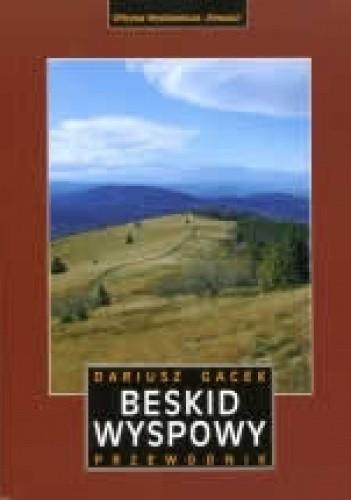 Okładka książki Beskid Wyspowy. Przewodnik