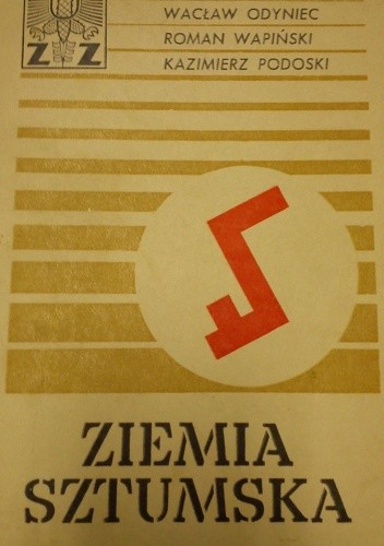 Okładka książki Ziemia sztumska