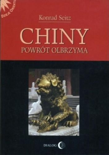 Okładka książki Chiny. Powrót olbrzyma