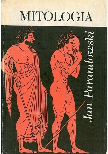 Okładka książki Mitologia