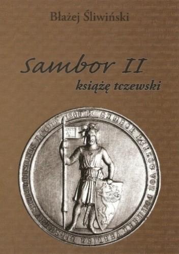 Okładka książki Sambor II książę tczewski