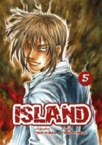Okładka książki Island 5