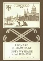 Listy wybrane z lat 1832-1839
