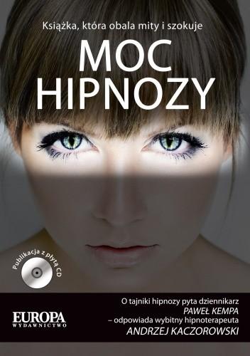 Okładka książki Moc hipnozy