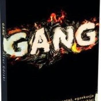 Okładka książki Gang