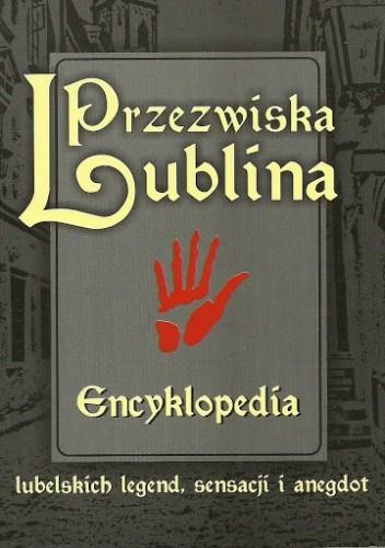 Okładka książki Przezwiska Lublina