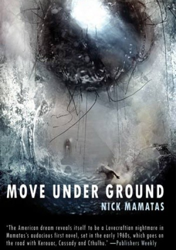 Okładka książki Move Under Ground
