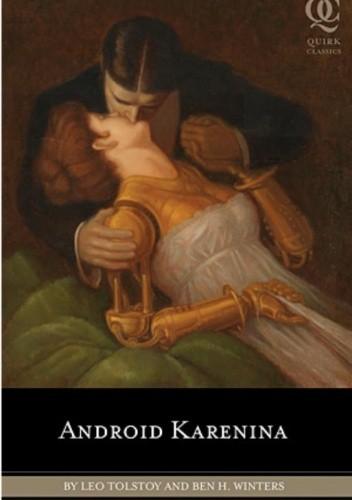 Okładka książki Android Karenina