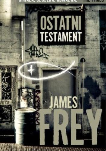 Okładka książki Ostatni Testament