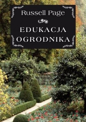 Okładka książki Edukacja ogrodnika