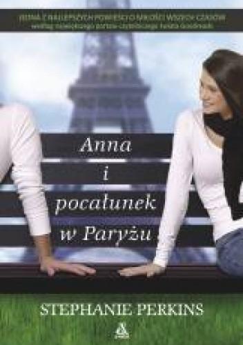 Okładka książki Anna i pocałunek w Paryżu