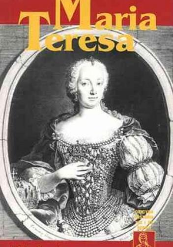 Okładka książki Maria Teresa