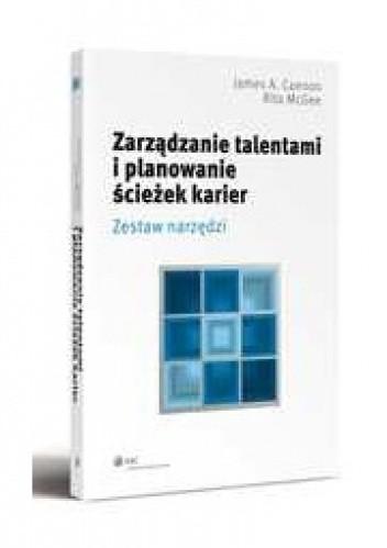 Okładka książki Zarządzanie talentami i planowanie ścieżek karier