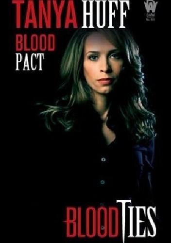 Okładka książki Blood Pact