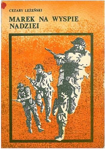 Okładka książki Marek na wyspie nadziei